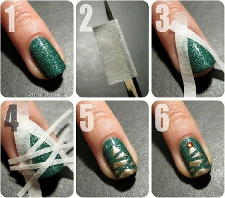 Simple-Nail-Art-Ideas-7