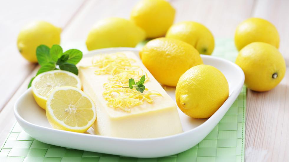Semifreddo limone e cioccolato