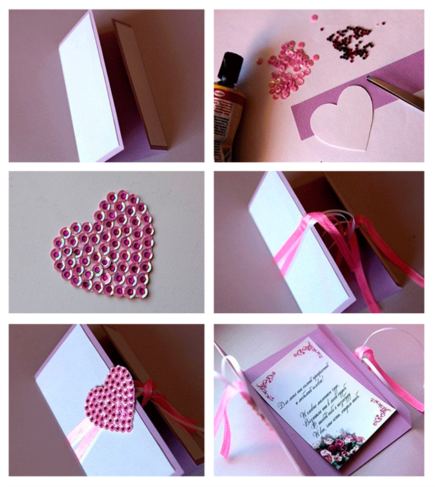 valentine's day tutorial