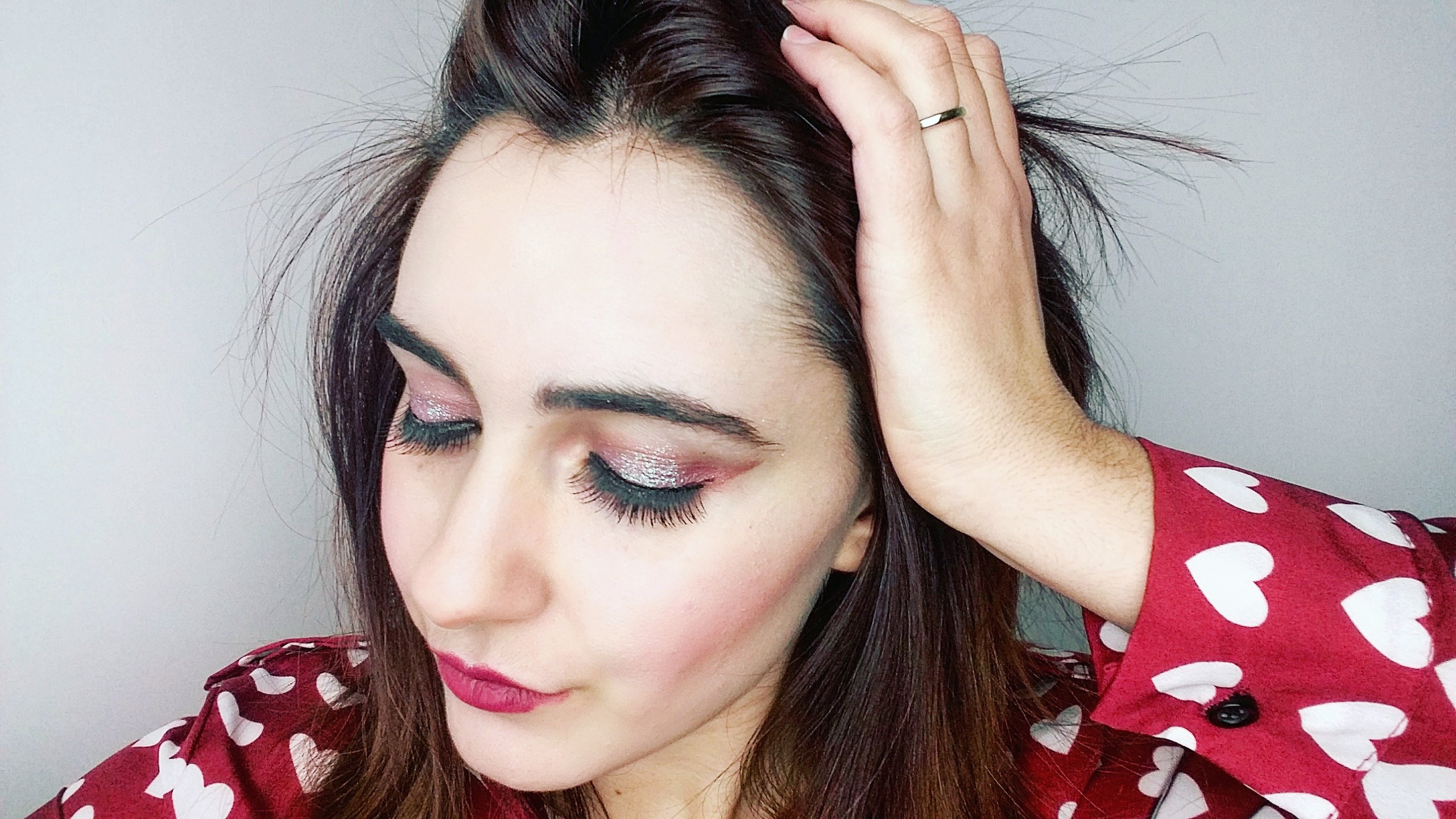 tutorial make up san valentino