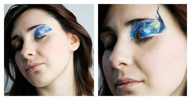 make up artistico