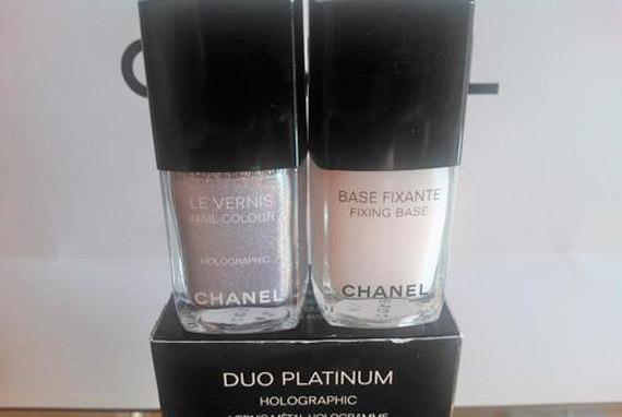 Smalti Olografici Chanel