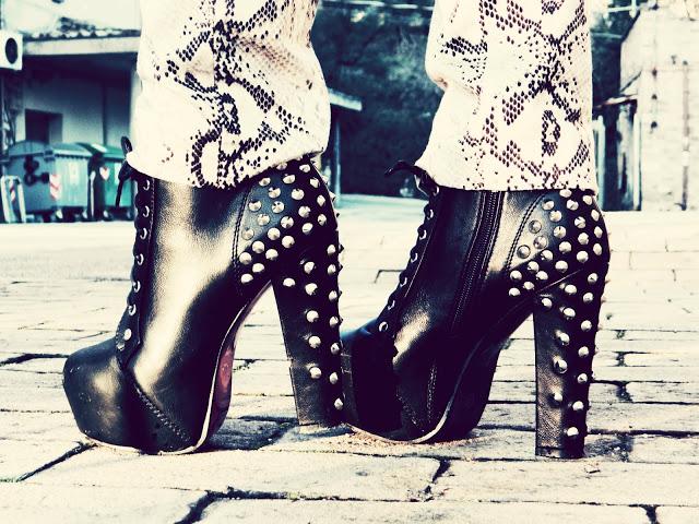 scarpe lita