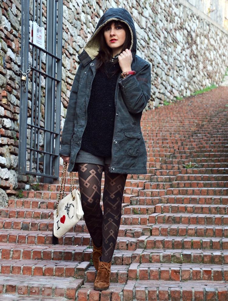 outfit, dans la valise, fashion blogger, borse
