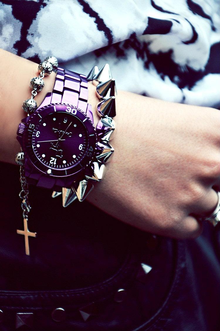 jack&Co orologi, dans la valise, fashion blogger, borchie
