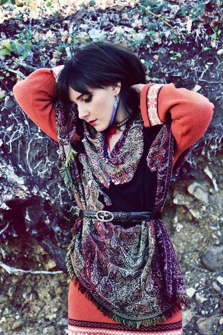 outfit, sanuk,scarpe, stile etnico, fashion blogger