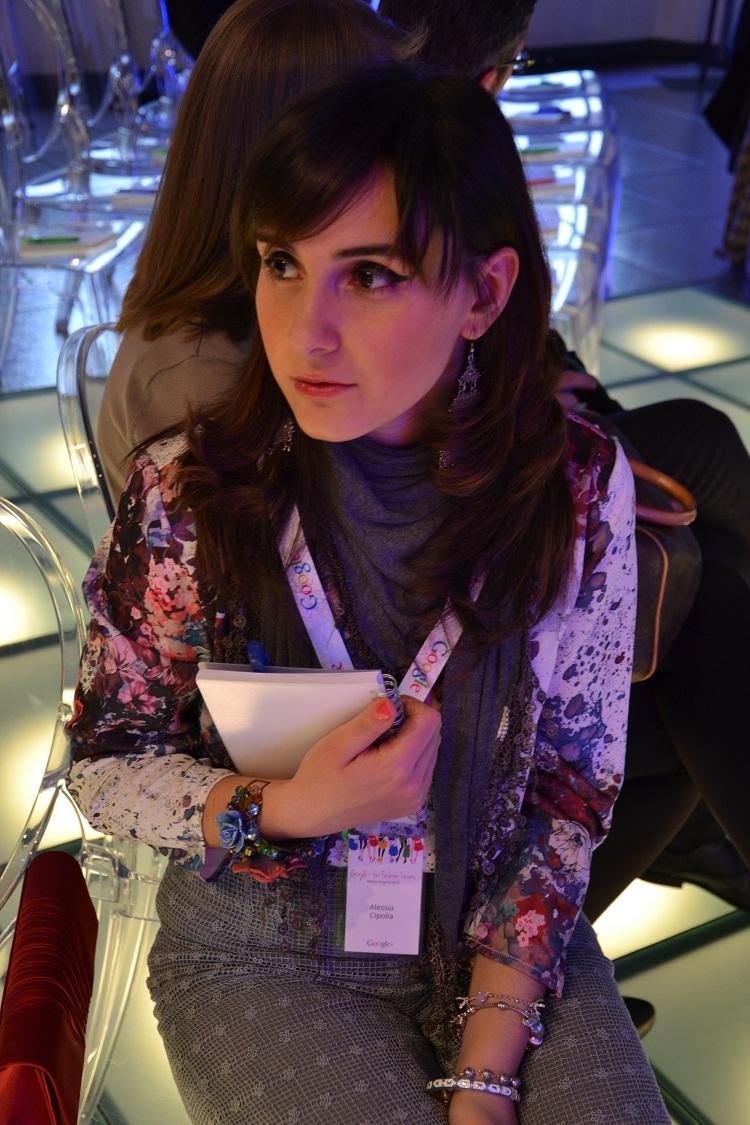 Google+ for Fashion Lovers , eventi google+, fashion bloggers italiane