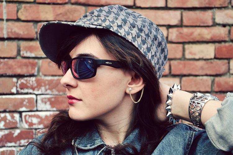 revo sunglasses, occhiali specchiati, fashion bloggers,
