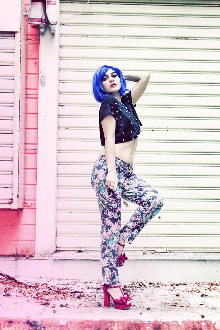 outfit pop art fashion