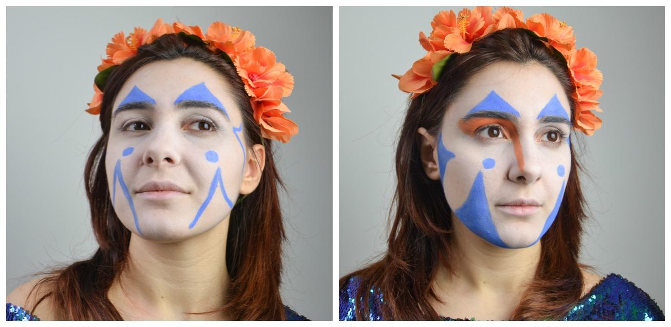 Make Up Carnevale 2017