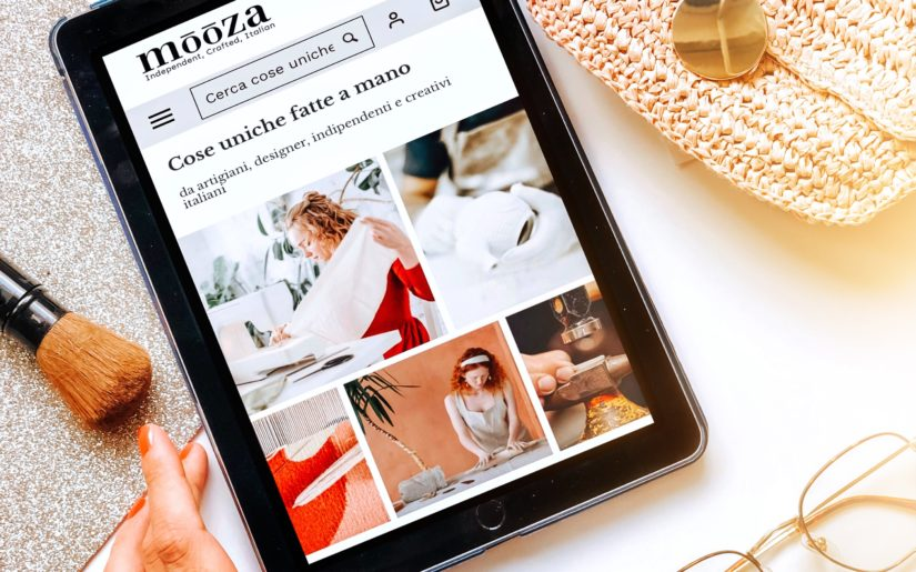 comprare online Mooza marketplace